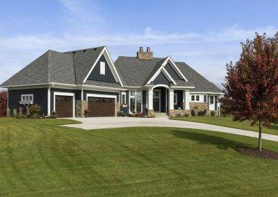 Lake Elmo Custom Zawadski Home